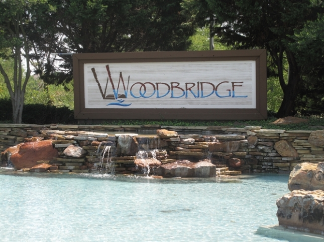Woodbridge Entrance